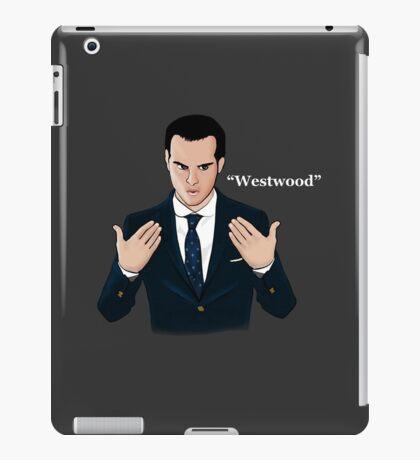 """Westwood"" - Moriarty iPad Case/Skin"