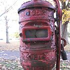 Fire Hydrant by inezadora