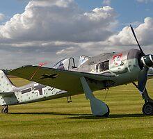 Flug Werk Fw 190A-8N nachbau G-FWAB by Colin Smedley