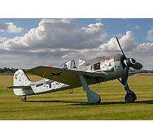 Flug Werk Fw 190A-8N nachbau G-FWAB Photographic Print