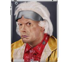 Emmett Brown iPad Case/Skin