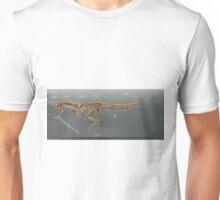 Carnotaurus Skeleton Study Unisex T-Shirt