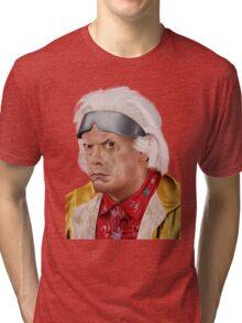 Emmett Brown Tri-blend T-Shirt