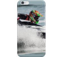 jet ski iPhone Case/Skin