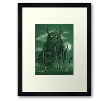 Age of The Giants  Framed Print