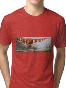 Carnotaurus Restored Tri-blend T-Shirt