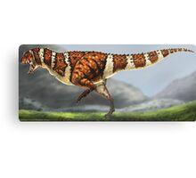 Carnotaurus Restored Canvas Print
