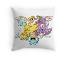 Go Dream Team! | Twitch Plays Pokemon Throw Pillow