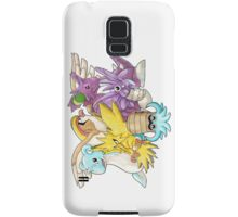 Go Dream Team! | Twitch Plays Pokemon Samsung Galaxy Case/Skin
