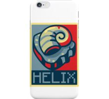Almighty Helix Fossil | Twitch Plays Pokemon iPhone Case/Skin