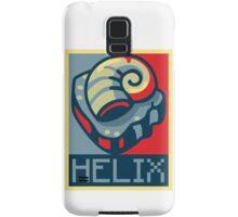 Almighty Helix Fossil | Twitch Plays Pokemon Samsung Galaxy Case/Skin