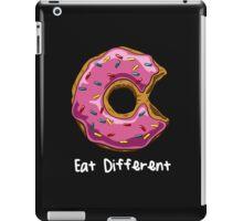 Eat Different iPad Case/Skin