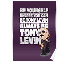 Always be Tony Levin Poster
