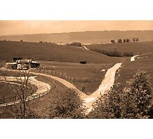 Virginia Countryside Photographic Print