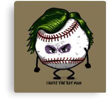 Joker Ball Canvas Print