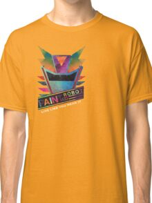 Painted Robot Classic T-Shirt
