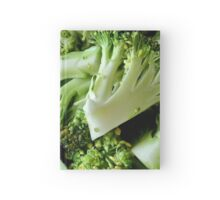 Brocoli Hardcover Journal
