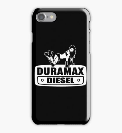 Duramax Diesel iPhone Case/Skin