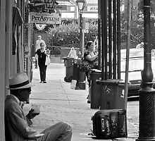 Streets of New Orleans (1) by Hayley Musson