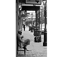 Streets of New Orleans (1) Photographic Print