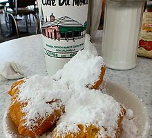 Beignets by Hayley Musson