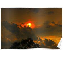Bushfire Australia Victoria Poster