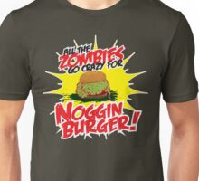 Noggin Burger Unisex T-Shirt