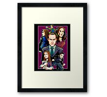 O.T.T.- One True Team Framed Print