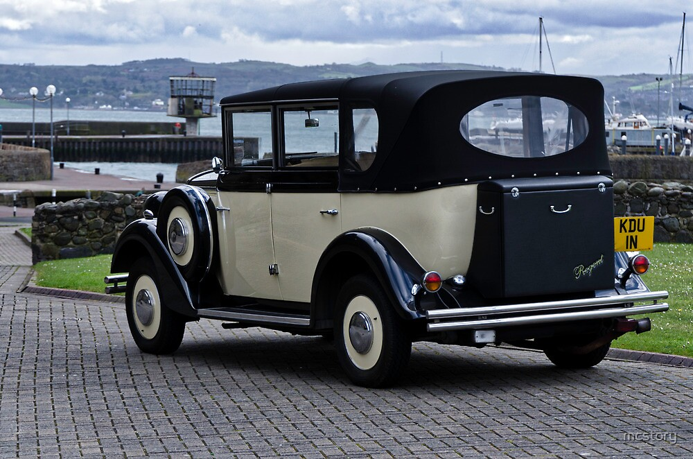 Rolls Royce - Regent by Mary Carol Story