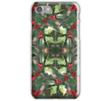 Holly Daze iPhone Case/Skin