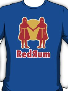 REDRUM gives you wings T-Shirt