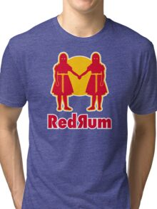 REDRUM gives you wings Tri-blend T-Shirt