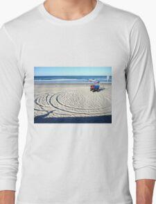 who's been doing wheelies? Long Sleeve T-Shirt