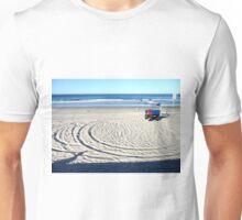 who's been doing wheelies? Unisex T-Shirt