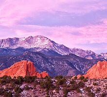 Purple Mountain Majesty by RondaKimbrow