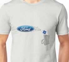Ford vs GM Unisex T-Shirt