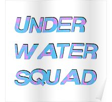 Under Water Squad - It G Ma Poster