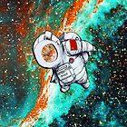 Astrokitty by BlackBeard Apparel / Custom Designs
