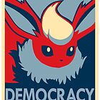 The False Prophet: Democracy by kdm1298