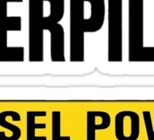 Caterpillar Diesel Power Sticker