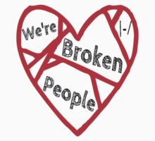Broken People  by elenastrawn25