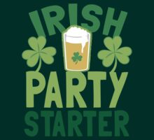 IRISH party STARTER! with pint glass by jazzydevil
