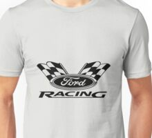 Ford racing Unisex T-Shirt
