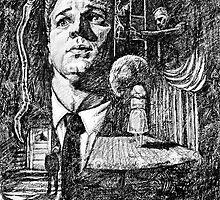 Eraserhead Movie Poster by teabot