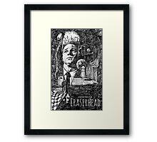 Eraserhead Movie Poster Framed Print