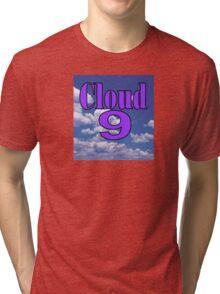 Cloud 9    (Utopia) Tri-blend T-Shirt