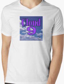 Cloud 9    (Utopia) Mens V-Neck T-Shirt