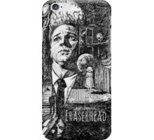 Eraserhead Movie Poster iPhone Case/Skin