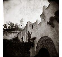 { castle walls } Photographic Print