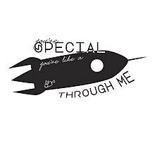 """Special"" Rocket Mew Fan-art design Photographic Print"
